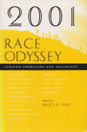 Cover for the book: 2001 Race Odyssey