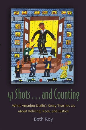 Cover for the book: 41 Shots . . . and Counting