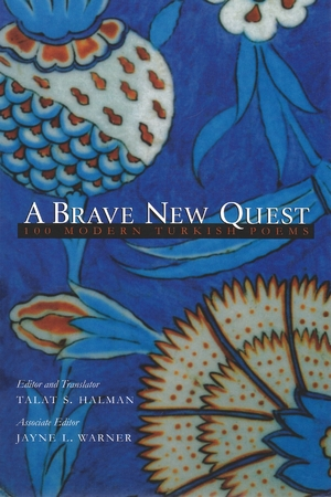 Cover for the book: Brave New Quest, A