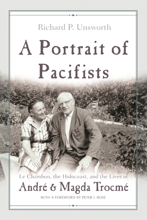 Cover for the book: Portrait of Pacifists, A