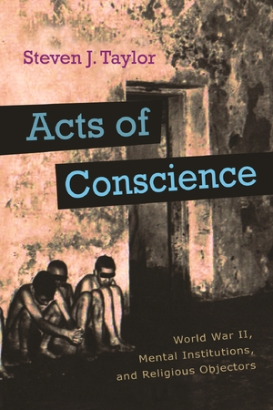 Cover for the book: Acts of Conscience