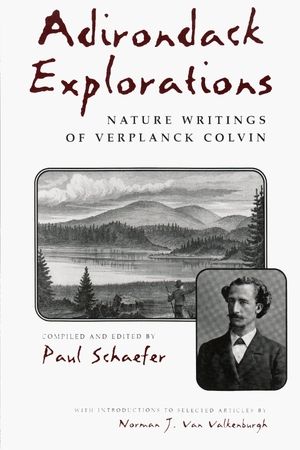 Cover for the book: Adirondack Explorations