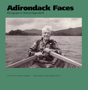 Cover for the book: Adirondack Faces