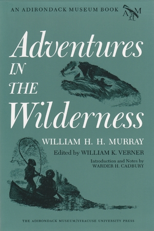 Cover for the book: Adventures in the Wilderness