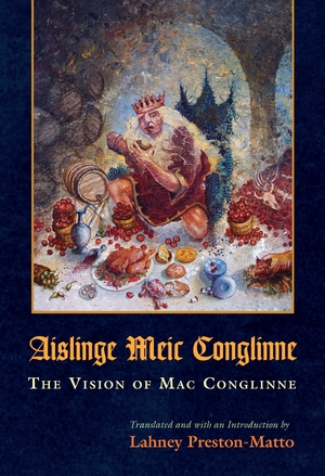 Cover for the book: Aislinge Meic Conglinne