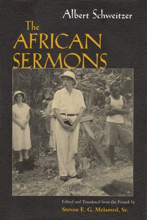 Cover for the book: African Sermon, The