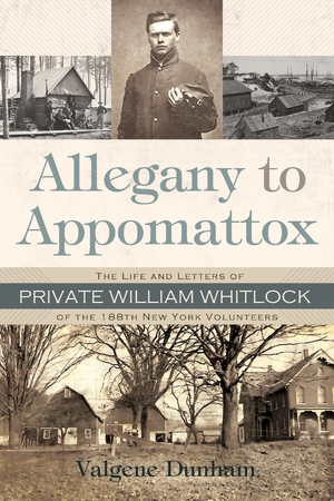Cover for the book: Allegany to Appomattox