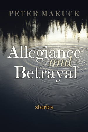 Cover for the book: Allegiance and Betrayal