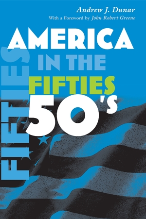 Cover for the book: America in the Fifties