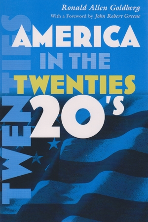 Cover for the book: America in the Twenties