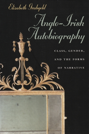 Cover for the book: Anglo-Irish Autobiography