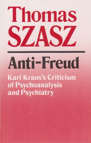 Cover for the book: Anti-Freud