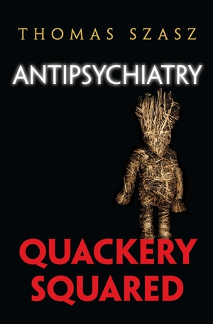 Cover for the book: Antipsychiatry
