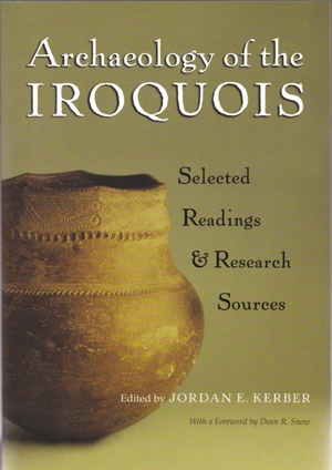 Cover for the book: Archaeology of the Iroquois