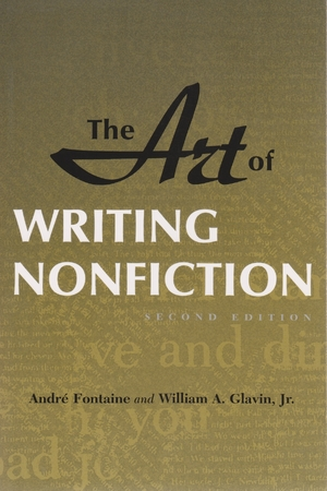Cover for the book: Art of Writing Nonfiction, The