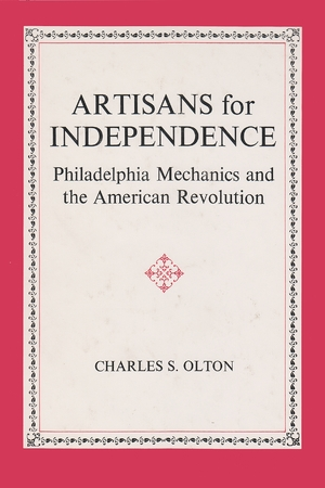 Cover for the book: Artisans for Independence