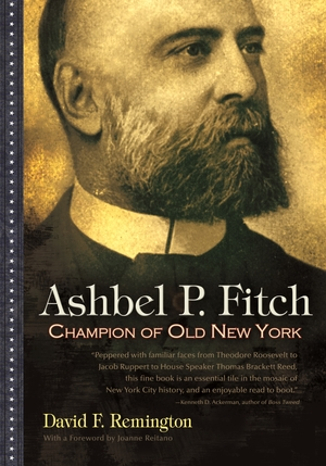 Cover for the book: Ashbel P. Fitch