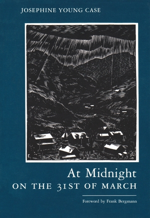 Cover for the book: At Midnight 31st of March
