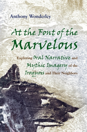 Cover for the book: At the Font of the Marvelous
