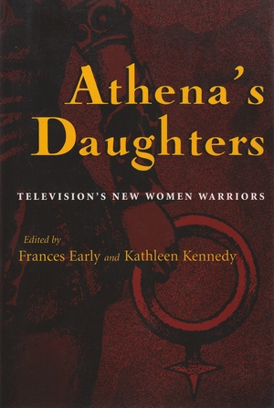 Cover for the book: Athena's Daughters