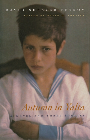 Cover for the book: Autumn in Yalta