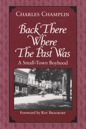 Cover for the book: Back There Where the Past Was