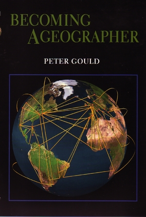 Cover for the book: Becoming a Geographer