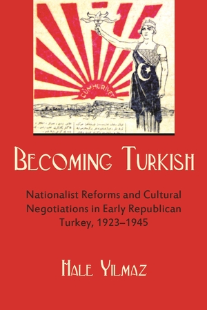 Cover for the book: Becoming Turkish
