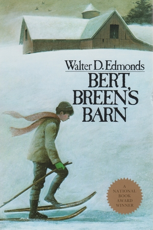 Cover for the book: Bert Breen's Barn