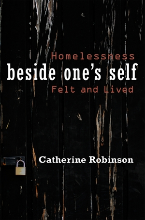 Cover for the book: Beside One's Self