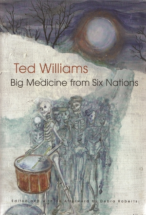 Cover for the book: Big Medicine from Six Nations