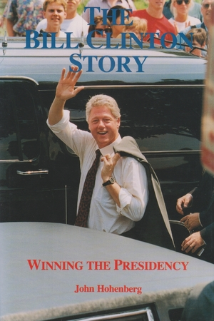 Cover for the book: Bill Clinton Story, The