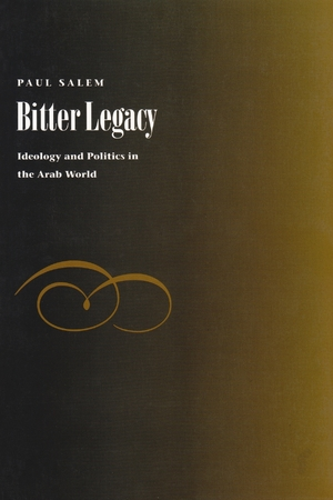 Cover for the book: Bitter Legacy