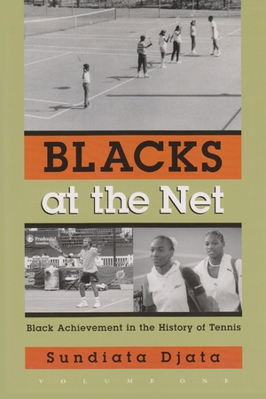 Cover for the book: Blacks at the Net