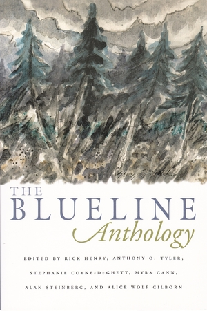 Cover for the book: Blueline Anthology, The