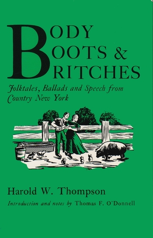 Cover for the book: Body, Boots, and Britches