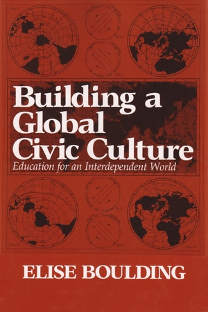 Cover for the book: Building a Global Civic Culture
