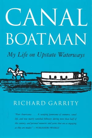 Cover for the book: Canal Boatman