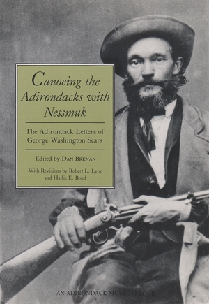 Cover for the book: Canoeing the Adirondacks with Nessmuk