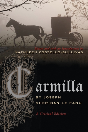 Cover for the book: Carmilla