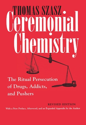 Cover for the book: Ceremonial Chemistry