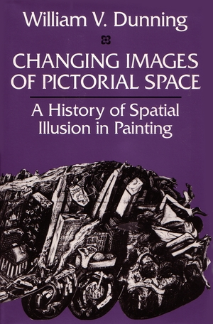 Cover for the book: Changing Images of Pictorial Space