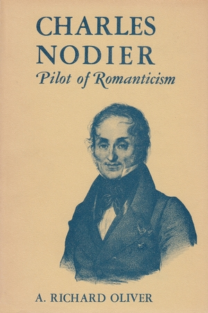Cover for the book: Charles Nodier