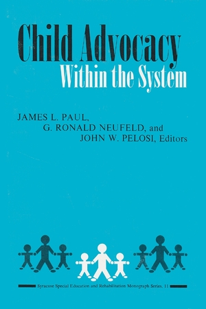 Cover for the book: Child Advocacy Within the System