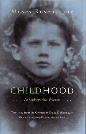 Cover for the book: Childhood