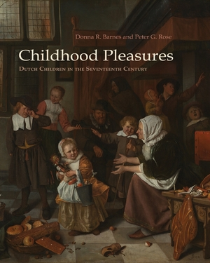 Cover for the book: Childhood Pleasures