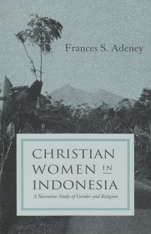 Cover for the book: Christian Women in Indonesia