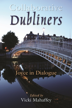 Cover for the book: Collaborative Dubliners