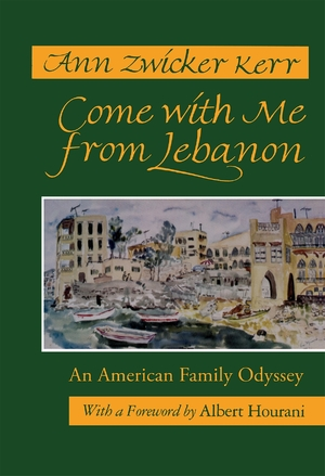 Cover for the book: Come with Me from Lebanon