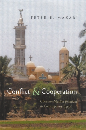 Cover for the book: Conflict and Cooperation